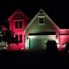Cómo para iluminar su casa para la Navidad