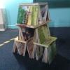 Cómo hacer una Torre libro