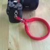 Cómo hacer una cámara Correa para la muñeca de una vieja cuerda de seguridad
