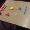 Cómo hacer una catapulta fuera de Tinker Toys