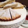 Cómo hacer un Chai galleta de torta dulce Tarta