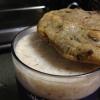 Cómo hacer una galleta de microprocesador de Banana Milkshake