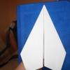 Cómo hacer un avión de papel Dart