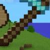 Cómo hacer una azada Diamond (Minecraft Pixel Art)