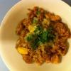Cómo hacer un tipo diferente de pollo frito arroz