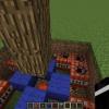 Cómo hacer un árbol que estallan en Minecraft!