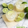 Cómo hacer un Lime Margarita fresco