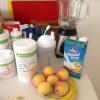 Cómo hacer un Fruity Nutritional Shake