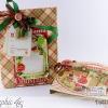 Cómo hacer una bolsa de regalo con la tarjeta 3D