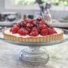 Cómo hacer un sin gluten Fresa Tarta de Ricotta