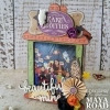 Cómo hacer un Halloween 2 en 1 Photo Display Box
