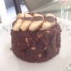 Cómo hacer un saludable 2 Min plátano Brownie en un microondas
