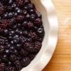 Cómo hacer un Saludable, Vegetariana Doble Berry Crujiente