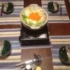 Cómo hacer un Hotpot japonés Con gyoza para 4