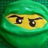 Cómo hacer un pastel de Lego Ninjago Cumpleaños
