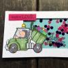 Cómo hacer un montón de amor Shakers Card-Penny Negro