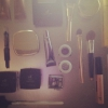 Cómo hacer una bandeja de maquillaje