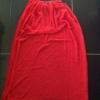 Cómo hacer una falda maxi