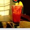 Cómo hacer un cóctel sin alcohol - Puesta de sol del Caribe
