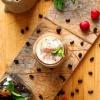 Cómo hacer un PB & Plátano Iced Mocha Smoothie {vegano}