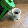 Cómo hacer una taza de café perfecta Usando una prensa francesa