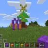 Cómo hacer un regalo y un árbol de Navidad en Minecraft