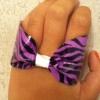 Cómo hacer una cinta aislante reversible pulsera arco