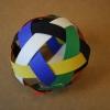 Cómo hacer una bola Sepak Takraw