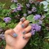 Cómo hacer una flor de clavo simple