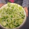 Cómo hacer una ensalada simple :)