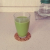 Cómo hacer un suave Verdes Smoothie