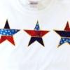 Cómo hacer una brillante estrella de la camiseta