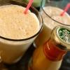 Cómo hacer un Starbucks Frappuccino en casa