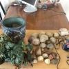 Cómo hacer una mesa de Trevi