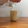 Cómo hacer un Latte Tea