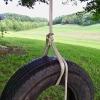 Cómo: Hacer un oscilación del neumático