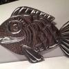 Cómo hacer un metal Fish Tooled