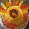 Cómo hacer un pastel de Turquía