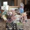 Cómo hacer un pájaro de la vendimia del estilo Nest-Home Decor
