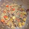 """Cómo hacer un Veggie Cálido y Quinua """"ensalada"""""""