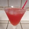 Cómo hacer un Martini de la sandía