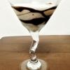 Cómo hacer un Martini Chocolate Blanco