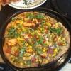 Cómo hacer una deliciosa pizza rústica From Scratch!