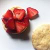 Cómo hacer Alice Waters 'Strawberry Shortcake