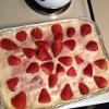 Cómo hacer increíble torta de la fresa