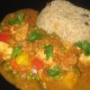 Cómo hacer un curry Fácil delicioso coco Fish