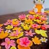 Cómo hacer un fácil Fondant Flores