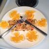 Cómo hacer un vegetal tortilla de clara de huevo Jardín