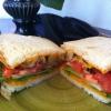 Cómo hacer un sándwich de berenjena