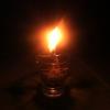 Cómo hacer una lámpara de aceite de emergencia